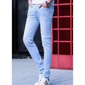 High Quality Casual Cotton Denim Jeans