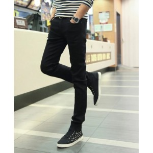 Spring/Summer Casual Stretchy Skinny Jeans